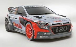 Picture Hyundai, WRC, Rally, i20, 2016