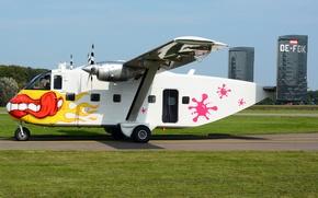 Wallpaper the plane, transport, easy, Short SC.7, Skyvan
