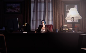 Picture Table, Punk, Chloe, Life is Strange