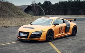 Picture Audi, Audi, tuning, car, supercar, beautiful, GT850, Prior-Design