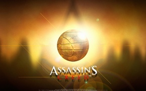 Picture background, Apple, assassin's creed