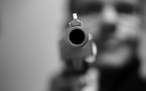 Picture macro, gun, weapons, trunk
