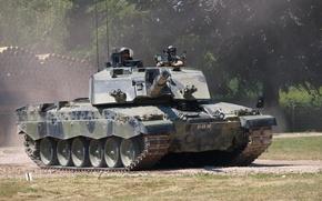 Picture main battle tank, Challenger, tank, British, Challenger