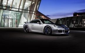 Picture coupe, 911, Porsche, Porsche, Coupe, Carrera, GTS, 991, Carrera, TechArt, 2015