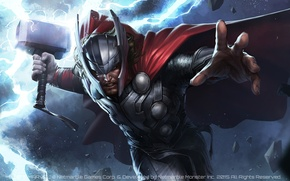 Picture Art, Marvel, Thor, Thor, JeeHyung lee