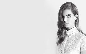 Picture look, background, hair, Girl, Lana Del Rey, Lana Del Rey