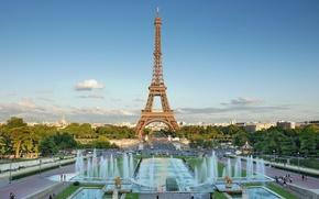 Picture Eiffel tower, France, Paris, paris, france