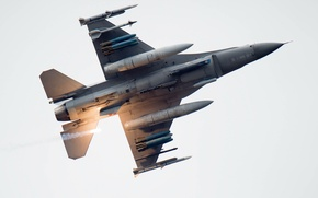 Picture weapons, F-16, the plane