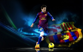 Wallpaper Football, Spain, Argentina, Argentina, Lionel Messi, Leo Messi, Lionel Messi, Barcelona, Leopard, Football, Barcelona, Spain, ...