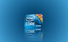 Picture intel, processor, core i5