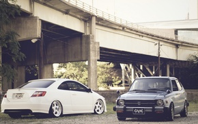 Picture bridge, honda, Honda, civic, civic, other