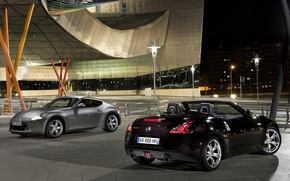 Picture machine, nissan, two, 370z