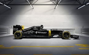 Picture The car, The French, Renault R.S.16