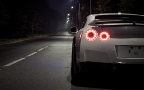 Picture night, Nissan, GT-R