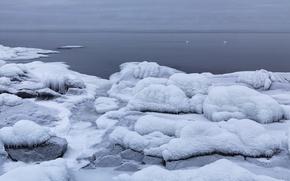 Picture winter, Sweden, Sweden, Shingo, Uppland