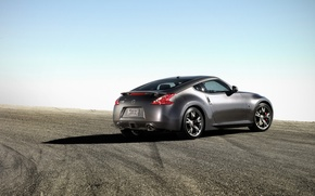 Picture road nissan 370z, cars, auto, road, Nissan, machine