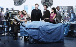 Picture Dr. House, House M.D, the series, operating