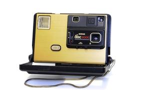 Picture macro, camera, Kodak Disc 8000