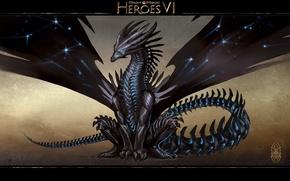Picture Dragon, Heroes of might and Magic 6, Might & Magic Heroes VI, Asha, Order, Asha