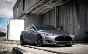 Picture wheels, Model, Tesla, Avant-Garde, p85