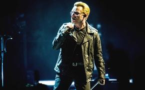Picture 2015, Adam Clayton, The Edge, Bono, Larry Mullen Jr., iNNOCENCE+ eXPERIENCE Tour, U2ieTour