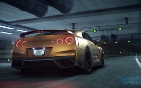 Picture NFS, Need for Speed, 2015, NSF, 2017 Nissan GT-R Premium