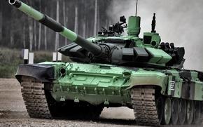 Picture T-72, Alabino, ARMI-2016