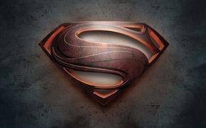 Picture the film, logo, logo, superman, movie, super man