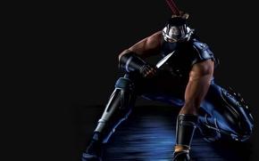 Wallpaper weapons, warrior, ninja, katana, power