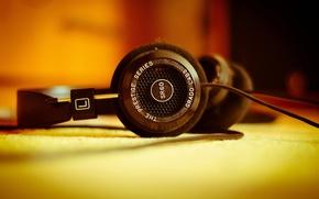 Picture macro, Headphones, Studio
