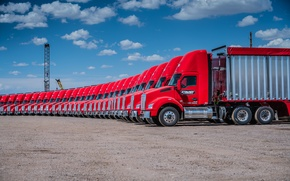 Wallpaper trucks, Kenworth, Kenworth T880