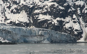 Picture Alaska, Ice, Glacier, Bay