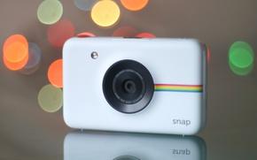 Picture photography, photo, memories, Polaroid, photographic machine, Polaroid Snap, Snap touch