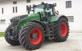 Picture wallpaper, tractor, farming, 1050, fendt, michelin