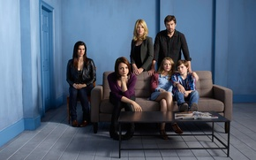 Picture Cynthia Watros, Kathryn Prescott, Kathryn Prescott, Finding Carter, Finding Carter, etc, Anna Jacoby-Heron