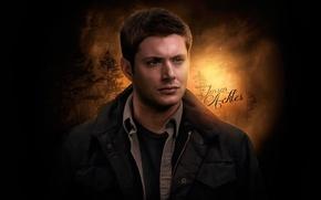 Picture panache, Jensen Ackles, art, supernatural, Dean Winchester