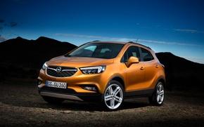 Wallpaper Opel, Opel, crossover, Mokka, mocha