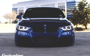 Picture BMW, low, f30
