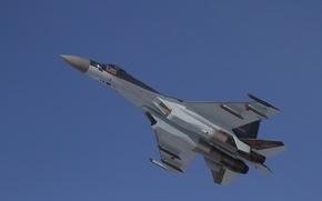 Picture the sky, flight, BBC, Su-35S, Rossi