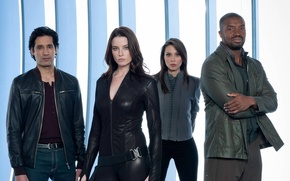 Picture background, The series, Movies, Continuum, Continuum, the actors of the series