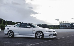 Picture Nissan, Skyline, GTS, R33