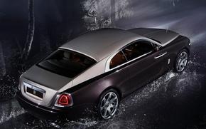 Picture auto, Rolls-Royce, rolls-Royce, Wraith