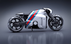 Picture Concept, The concept, Lotus, Motorcycle, Lotus, Design, Superbike, C-01