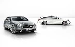 Picture Mercedes, Benz, AMG, CLS63, S Model