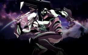 Picture Anime, Neon Genesis Evangelion, Eva-01