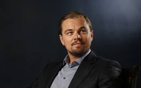 Picture chair, look, male, Leonardo DiCaprio, Leonardo DiCaprio, face, actor