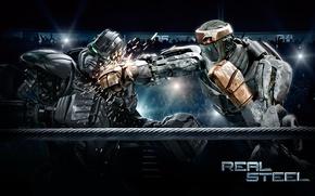 Wallpaper 2011, Real Steel, real steel