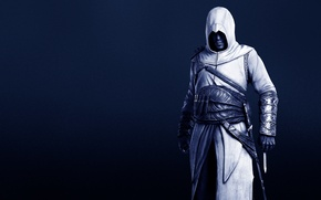 Picture darkness, costume, knife, Assassin's Creed, Assassin's creed