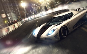 Picture race, game, agera, race, Tuning, racing, koenigsegg, Grid 2, driver