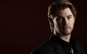 Wallpaper photo, Wallpaper, actor, male, bristles, Chris Hemsworth, Chris Hemsworth